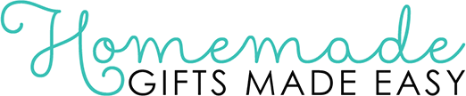 Homemade Gifts Made Easy Logo