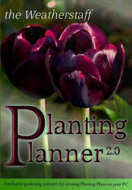 The Weatherstaff PlantingPlanner intelligent garden design software for creating bespoke planting plans