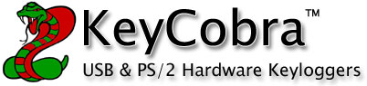 KeyCobra - USB and PS2 Hardware Keyloggers